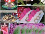 Fairy Decorations for Birthday Party Fairy themed Birthday Party Home Party Ideas