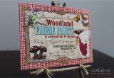 Fairy themed Birthday Invitation Woodland Fairy Birthday Party