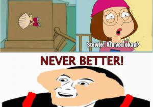 Family Guy Birthday Meme Stewie Goes Tumbling Down by Joshing Meme Center
