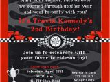 Fast Birthday Invitations Free Printable Race Car Birthday Party Invitations