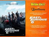 Fast Birthday Invitations My Bebe Adventures Fast and Furious 6 Movie