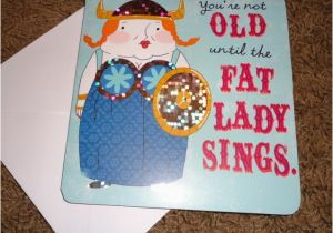 Fat Lady Sings Birthday Card Free Singing Musical Birthday Card Other Listia