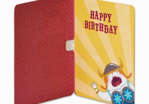 Fat Lady Sings Birthday Card Funny Fat Lady Sings Birthday Card