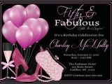 Female 50th Birthday Invitations 50th Birthday Invitations for Women Dolanpedia