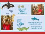 Fifth Birthday Party Invitation Wording 5th Birthday Party Invitation Wording Free Invitation