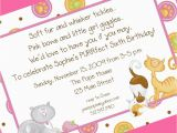 Fifth Birthday Party Invitation Wording Fifth Birthday Party Invitation Wording Best Party Ideas