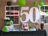 Fiftieth Birthday Decorations 50th Birthday Party Ideas