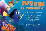 Finding Nemo Birthday Invitation Template Free Printable Finding Dory Invitations Ideas Free