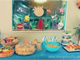 Finding Nemo Decorations for Birthdays Finding Nemo Birthday Ideas