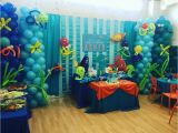 Finding Nemo Decorations for Birthdays Finding Nemo Birthday Party Ideas Photo 14 Of 18 Catch