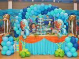 Finding Nemo Decorations for Birthdays Finding Nemo theme Birthday Party Ideas Photo 1 Of 20