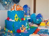 Finding Nemo Decorations for Birthdays Nemo Birthday Quot Hunters Nemo 1st Birthday Quot Catch My Party