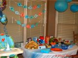 Finding Nemo Decorations for Birthdays Travel In the Ocean at A Nemo Birthday Party Home Party