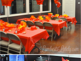 Fire Truck Birthday Decorations Emma Ramey 39 S Firetruck 3rd Birthday Party Lamberts Lately