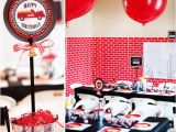 Fire Truck Birthday Party Decorations Fire Truck Birthday Party Supplies Fire Truck Birthday