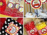 Fire Truck Birthday Party Decorations Firetruck Birthday Decorations Firetruck by Amandaspartiestogo