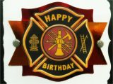 Firefighter Birthday Cards Firefighter Birthday Card Ken 39 S Kreations