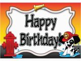 Firefighter Birthday Cards Firefighter Birthday Quotes Quotesgram
