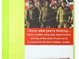 Firefighter Birthday Cards Funny Firemen Funny Birthday Cards Papyrus