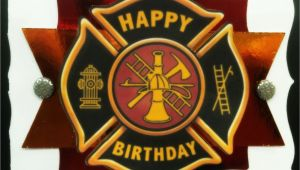 Fireman Birthday Cards Firefighter Birthday Card Ken 39 S Kreations