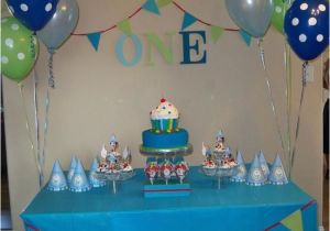 First Birthday Decoration Ideas For Boys Hostess With The Mostess Cupcake