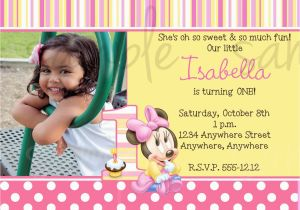 First Birthday Invitation Email Messages For Baby Girl Best
