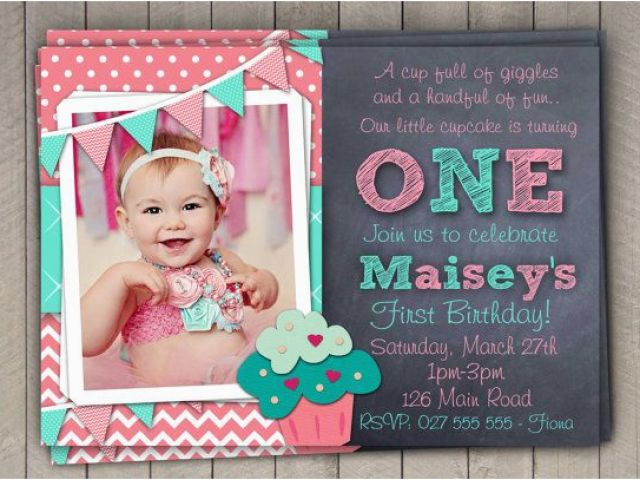 Download By SizeHandphone Tablet Desktop Original Size Back To First Birthday Invitation Quotes
