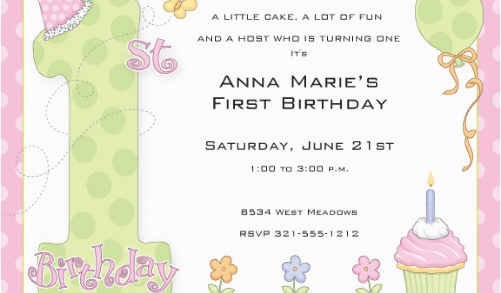 Download By SizeHandphone Tablet Desktop Original Size Back To First Birthday Invitation Wording Poem