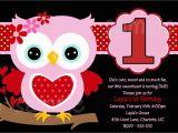First Birthday Invitations Owl theme Owl 1st Birthday Invitations Ideas Bagvania Free
