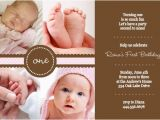 First Birthday Quotes for Invitations 1st Birthday Invitation Wording Ideas From Purpletrail