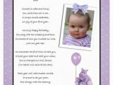 First Birthday Rhymes for Invitations Boy 1st Birthday Poem Diigo Groups