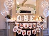 First Year Birthday Decorations Kara 39 S Party Ideas Winter Onederland First Birthday Party