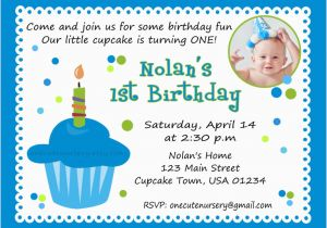 First Year Birthday Invitation Wordings First Birthday Invitation Wording Bagvania Free