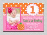 First Year Birthday Invitation Wordings Free Templates for Birthday Invitations Drevio