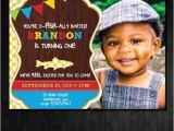 Fishing Birthday Invitations Free Fishing Birthday Invitation First Birthday Party
