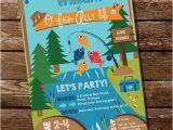 Fishing Birthday Invitations Free Fishing Invitation Fishing Invite Gone Fishing Party