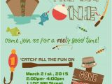 Fishing Birthday Invitations Free Fishing theme Invitation Customized and Made by