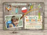 Fishing Birthday Invitations Free Photo Gone Fishing Birthday Invitations We 39 Re Reel Excited
