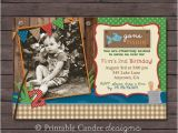 Fishing First Birthday Invitations Fishing Birthday Invitation Vintage Fishing Invitation