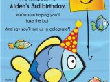 Fishing themed Birthday Party Invitations 20 Best Under the Sea Birthday Party Ideas Images On