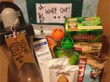 Fitness Birthday Gifts for Him Workout Gift Basket for One Of My Friends Homemade