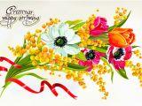 Flower Cards for Birthdays Birthday Flowers Images Free Savingourboys Info