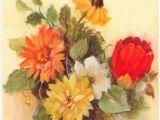 Flower Cards for Birthdays Flowers Happy Birthday Flowers