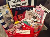 Fortieth Birthday Gift Ideas for Her 40th Birthday Survival Kit for A Woman Most Things From