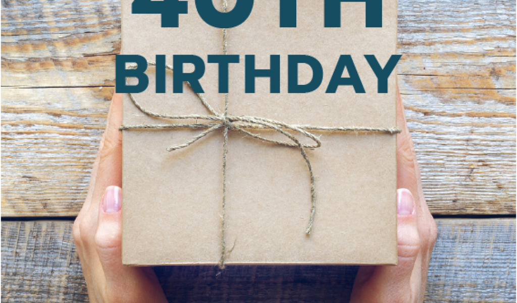 Fortieth Birthday Gifts For Him 40 Gift Ideas Your Husband 39 S