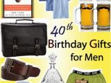 Fortieth Birthday Presents for Him 40th Birthday Gift Ideas for Men Birthday Ideas