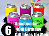Fortieth Birthday Presents for Him 6 Spectacular 40th Birthday Gift Ideas for Men the Big
