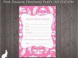 Free 13th Birthday Invitations 13th Birthday Invitation Templates 170 Best Free Printable