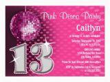 Free 13th Birthday Invitations Personalized Thirteenth Birthday Party Invitations