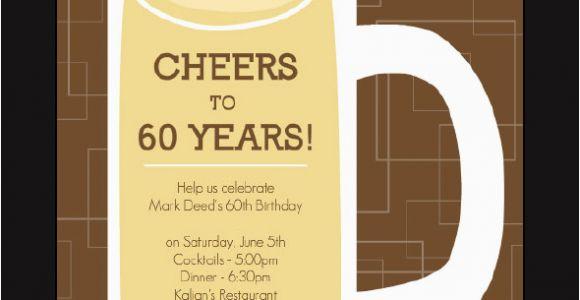 Free 60th Birthday Invitation Templates 50 Printable Birthday Invitation Templates Sample Templates